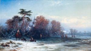 'A Winter's Evening'