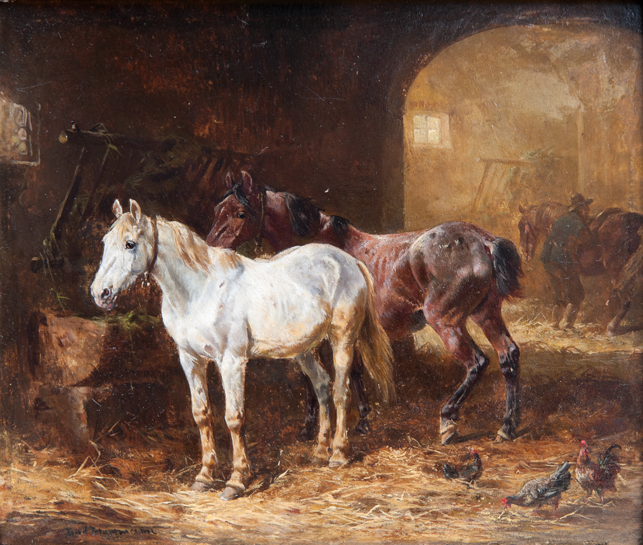 'In the Stable'