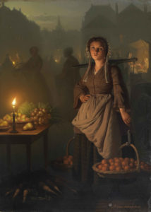 'Market By Candlelight'