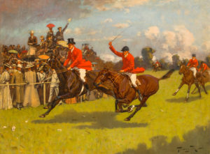 'The Steeplechase'