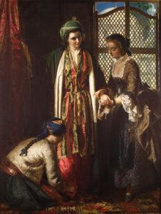 'Lady Mary Wortley Montagu in Turkey'
