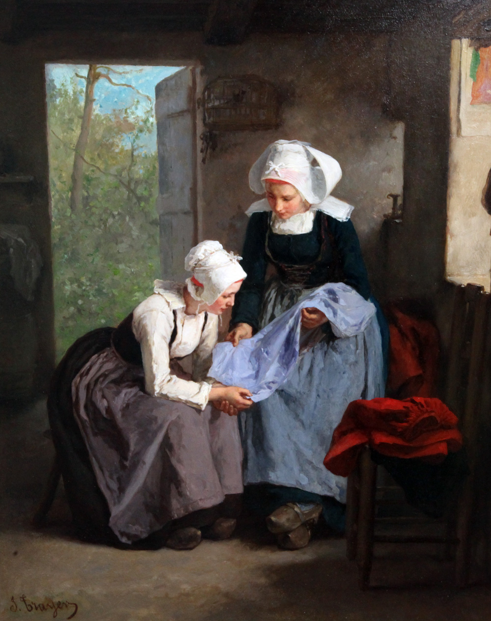 'The Seamstress'