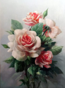 'Pink Roses'