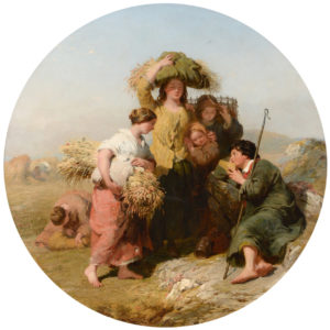 'The Gleaners'