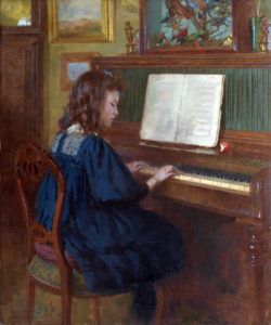 'The Young Pianist'