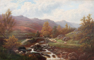 'Sweden Bridge near Ambleside, Westmorland'