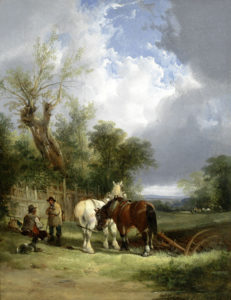 'The Ploughmans Lunch'