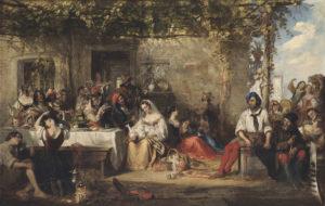 'A Venetian Fiesta'