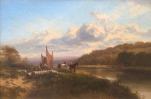 'On the Wye, Goodrich'