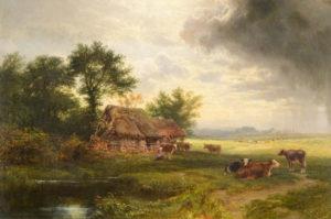 'Milking Time'