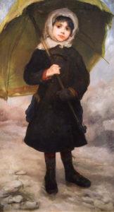'Le Parapluie Vert'