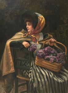 La Marchand de Violettes